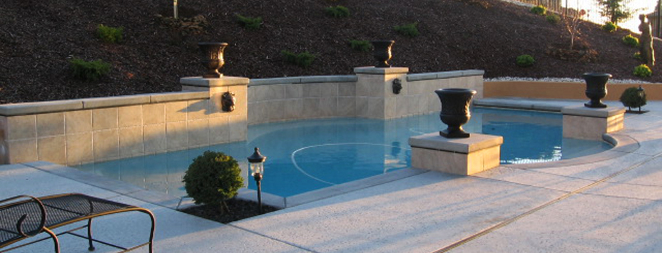 Sun fare pools the clear choice for sacramento swimming pools new pool design construction for Sacramento swimming pool builders
